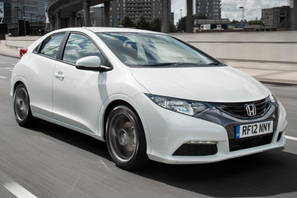 Honda представила Civic Ti Limited Edition