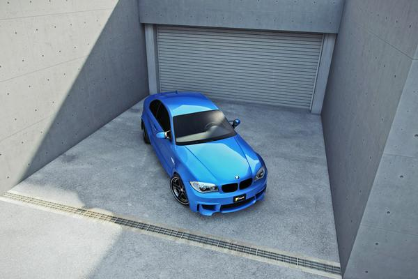 Тюнинг-пакет для BMW 1M от BEST Cars and Bikes